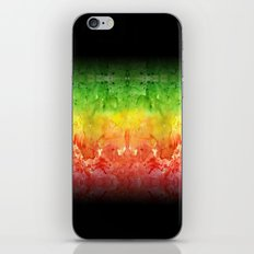 One Love Ombre iPhone & iPod Skin