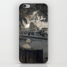 Waiting in West Palm Beach iPhone & iPod Skin