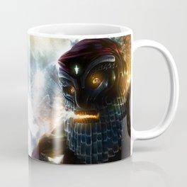 Robot Santa Coffee Mug
