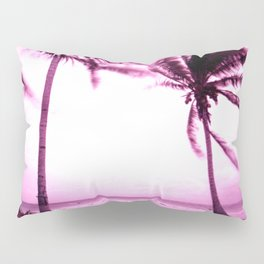 Stormy Palm Pillow Sham