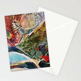 Rainbow Dance Stationery Cards