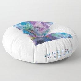 Minnesota Floor Pillow