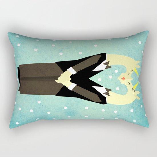 I Do Too Rectangular Pillow