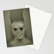 Bride Of Frankenstein Stationery Cards