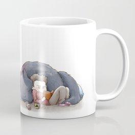 Wolfsmas Coffee Mug