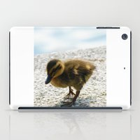 stockholm iPad Cases featuring Stockholm Chick by GardenGnomePhotography