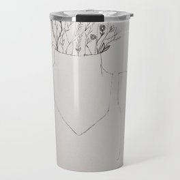 Everybody grows at different rates Travel Mug