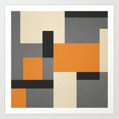abstract04 Art Print