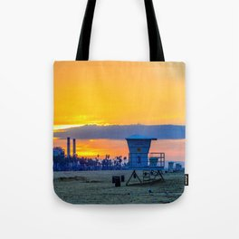 Surf City Power Tote Bag