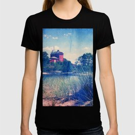 Vintage Great Lakes Lighthouse T-shirt