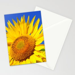 Sun Flower Stationery Cards