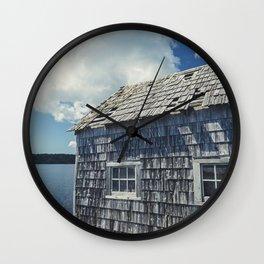 Ocean Shack Wall Clock