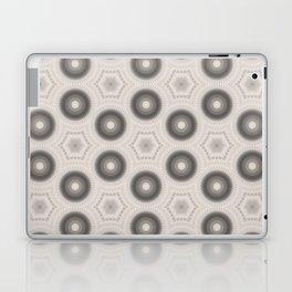 Fractal Cogs n Wheels in CMR01 Laptop & iPad Skin
