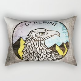 6° ALPINI Rectangular Pillow