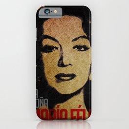 María Félix iPhone Case