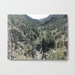 Mountain Splendor Metal Print