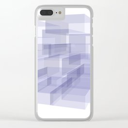 more blocked Clear iPhone Case