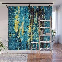 Tree Bark Abstract # 14 Wall Mural