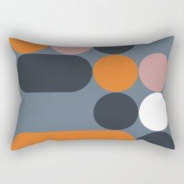 Domino 06 Rectangular Pillow