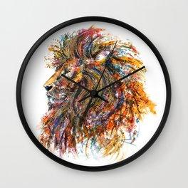 'The King' Wall Clock