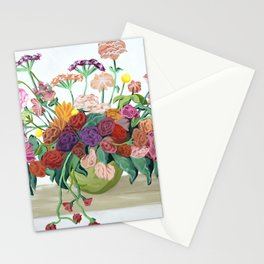 Spicy Bunch Stationery Cards