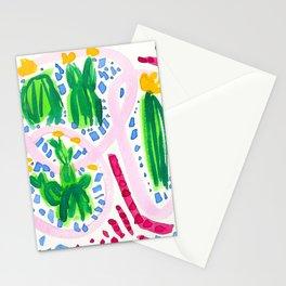 Flirty Girls Stationery Cards