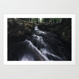 Kitchen Creek Art Print