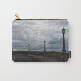 The Vista House Lamps Carry-All Pouch