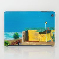 jamaica iPad Cases featuring Jamaica. Jamaican Blues by ANoelleJay