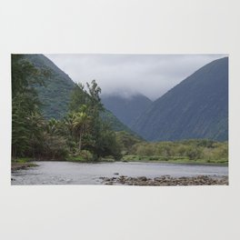 Waipio Valley Rug