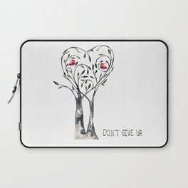 DON'T GIVE UP, JAPAN! Laptop Sleeve