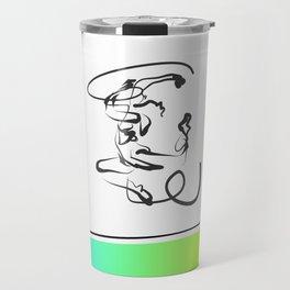 Enthusiastic Dance Travel Mug