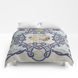 Life and Moon cycles  Comforters