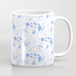 Creamy blue Coffee Mug