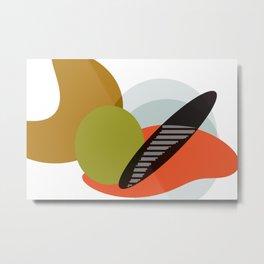 Abstract 2018 015 Metal Print