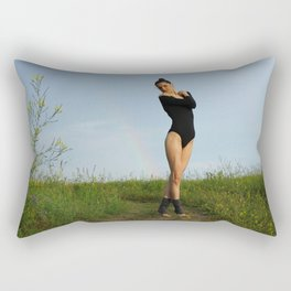 ballerina Rectangular Pillow