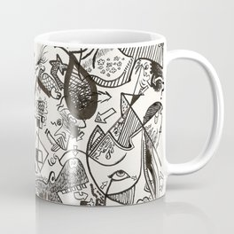 In White Coffee Mug