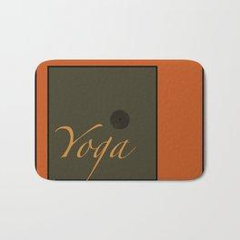 Yoga Bath Mat