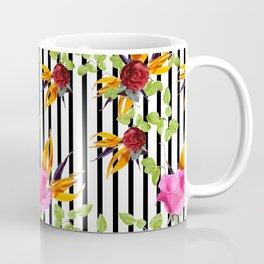 Rawdah Flowery Garden Coffee Mug