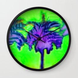 palms no heart Wall Clock