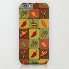 Mexican Squares iPhone 6s Slim Case