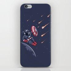 Heroic Time! iPhone & iPod Skin