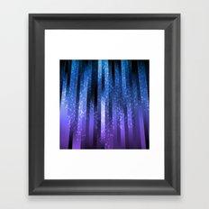 Crystal Decent Framed Art Print