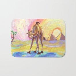 Animal Parade Camel Bath Mat