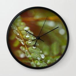 Petrichor II Wall Clock