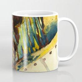 Abstract Watercolorpainting Coffee Mug
