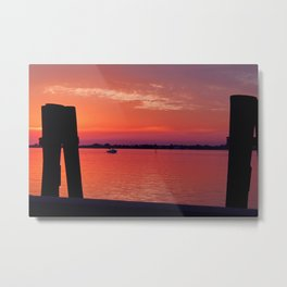 The Vanishing Act Metal Print