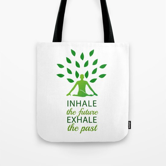 INHALE the future EXHALE the past by shawlinmohd