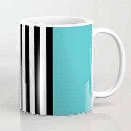 Liquorice allsorts, turqouise Coffee Mug