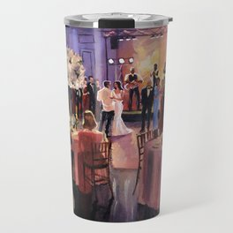 Fury Wedding NOLA Travel Mug